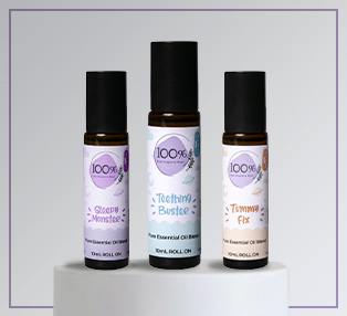 Baby Essential Oil Blends